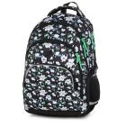 OXY SCOOLER Flowers - Školský batoh