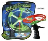 Vystřelovací helikoptéra