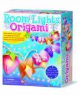 Světelný řetěz origami