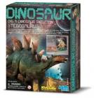 Dinosauří kostra - Stegosaurus