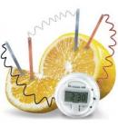 4M Citronové hodiny