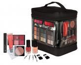 Kufřík s dekorativní kosmetikou střední