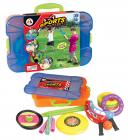 Set her na pláž v praktickém kufříku