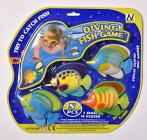 Rybičky na potápění