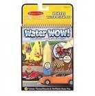 Kouzlení  vodou -dopravní prostředky