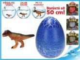 MIKRO Dinosaurus líhnoucí a rostoucí ve vajíčku JUMBO, více druhů