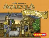 Agricola: rozšíření