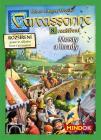 Carcassonne  8 Mosty a hrady