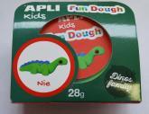 Fun Dough - samotvrdnoucí modelovací hmota Dino baby - Nie, s doplňky, 28 g