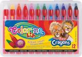 Colorino Obličejové barvy 12 barev