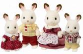 """Rodina """"chocolate"""" králíků"""