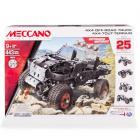 MECCANO - Stavebnice 25 v 1 4x4 truck