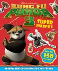 Kung Fu Panda 3 Super nálepky