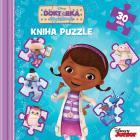 Doktorka Plyšáková Kniha puzzle 30 dílků
