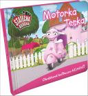 Motorka Terka, leporelo kniha Statečná autíčka