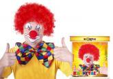 Paruka klaun červená, dospělá