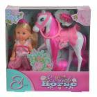 Panenka Evička Princezna s koněm