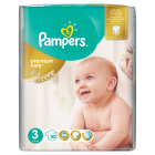 Pampers Premium Care Vel. 3, 80 ks