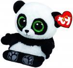 Plyšová zvířátka - držák na mobil - Peek-a-Boos POO - panda