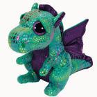 Beanie Boos CINDER - zelený drak 24 cm