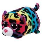 Teeny Tys JELLY - multicolor leopard 10 cm