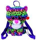 Ty Gear backpack DOTTY - multicolor leopard 25 cm