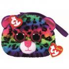 Ty Gear peněženka DOTTY - vícebarevný leopard