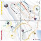 Společenská hra Biatlonmánie v krabici 29x35x7,5cm