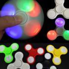 Fidget spinner svítící, více druhů