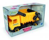 Auto Middle Truck Sklápěč