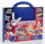 Supermag klasik kufřík 105 dílků