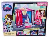 Littlest Pet Shop Přehlídkové molo, hrací set