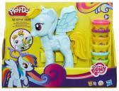 Play-Doh My Little Pony Rainbow Dash stylistický salón