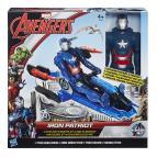 Avengers akční figurka s novými vozy