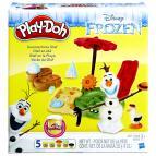 Play-Doh Frozen - Ledové království Olaf na pláži