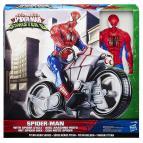Spiderman Titan hero series vehicle, více druhů
