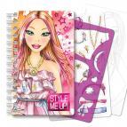Style Me Up SMU zápisník - 3 druhy