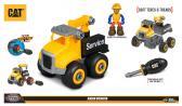 CAT stavebnice - servisní vůz
