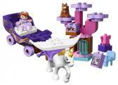 LEGO DUPLO Sofia the First 10822 Sofie I. a její kouzelný kočár