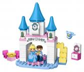 LEGO Duplo 10855 Popelčin kouzelný zámek