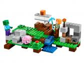 LEGO Minecraft 21123 Železný Golem