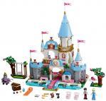 LEGO Disney Princezny 41055 Popelčin romantický zámek