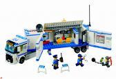 LEGO City 60044 Mobilní policejní stanice