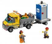 LEGO City Demolition 60073 Servisní truck