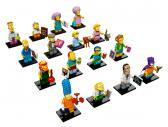 LEGO Minifigurky 71009  Simpsonovi