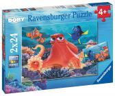 Ravensburger Disney Hledá se Dory 2x24 dílků