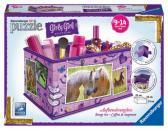 Ravensburger 3D puzzle Úložná krabice Kůň 216 dílků