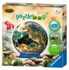 Ravensburger puzzle ball Dinosauři 72 dílků