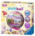 Ravensburger puzzle ball Jednorožec 72 dílků