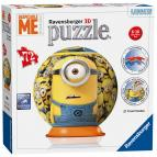 Mimoňové puzzleball 72d Despicable Me